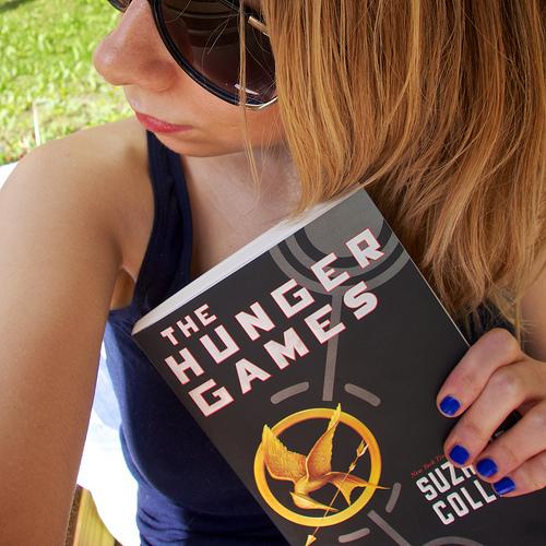 2012年電子書的強勁銷售表現,部分來自《飢餓遊戲》的熱賣,也造成2013年Q1兒童市場衰退最為明顯