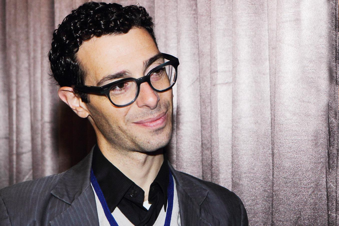 西西里亞諾表示,《HQ事件的真相》也是他個人在出版經歷上的突破。照片提供/光磊國際版權經紀公司