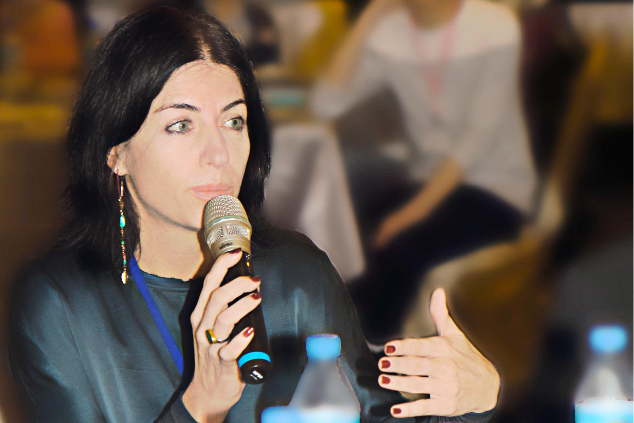 賽瓦迪歐認為,信任與人際網絡,是書探維持資訊品質的重要關鍵。照片提供/光磊國際版權經紀公司