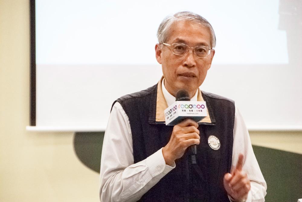 文化大學、台北大學副教授及台灣外星人研究所 NETRA 顧問周健