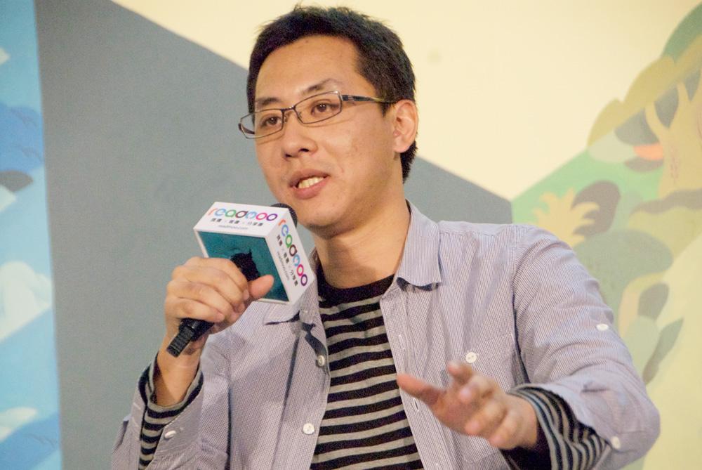 PanSci 泛科學暨PunNode 科技新創榜總編輯鄭國威