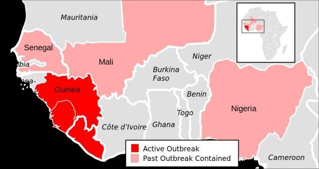 進擊的致命伊波拉_地圖