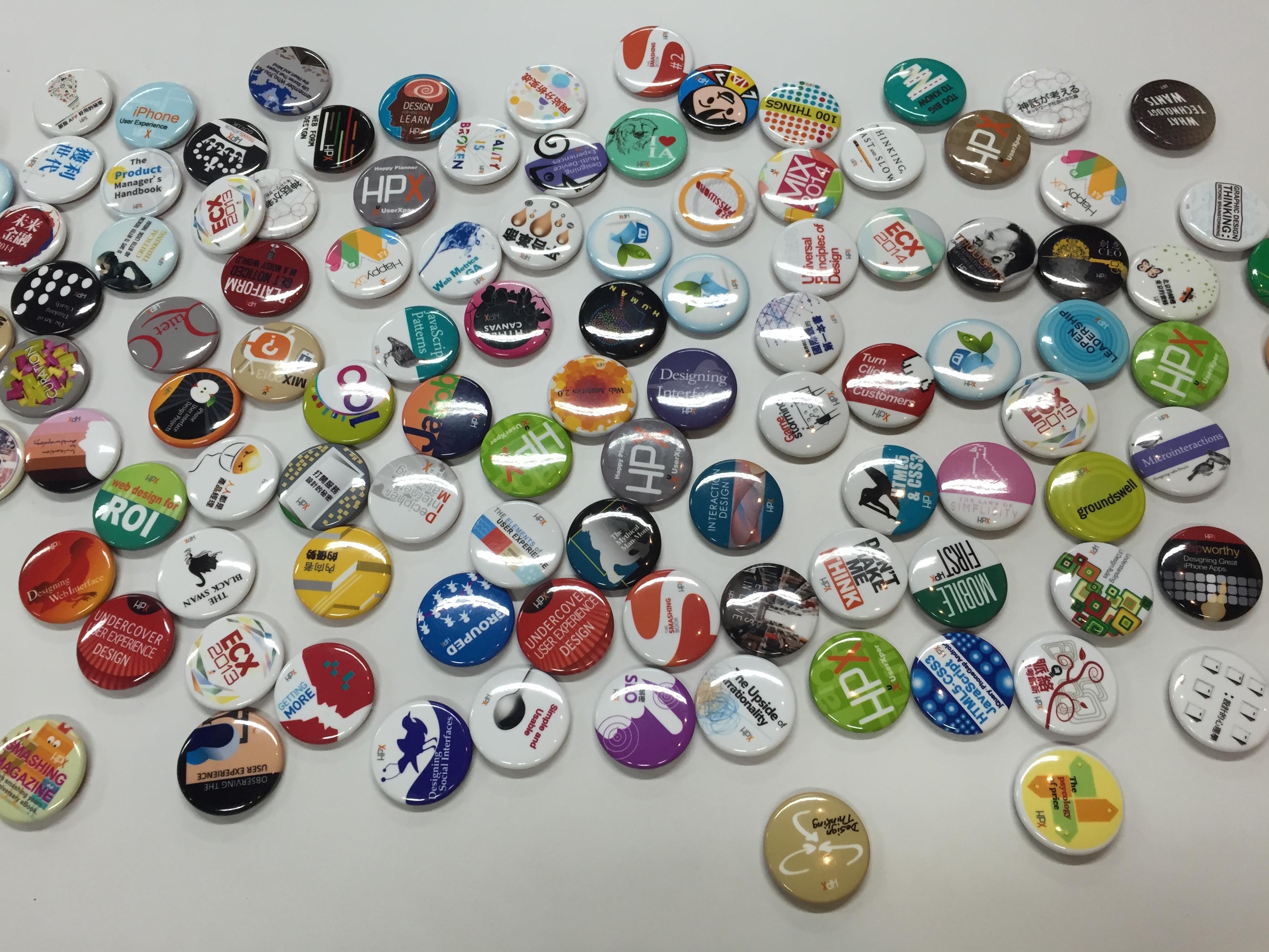 目前HPX讀書會徽章總數已經來到90多個了!