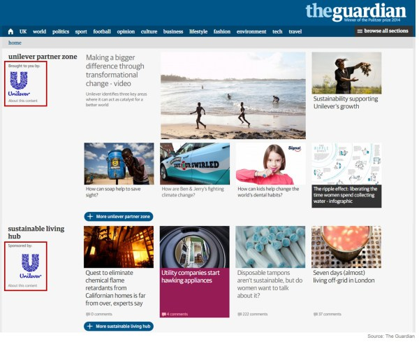 圖片截自《衛報》:http://www.theguardian.com/sustainable-business/unilever-partner-zone