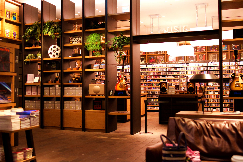 【日本特派】所謂「閱讀生活」,並不是把書店的空間騰出來賣精品