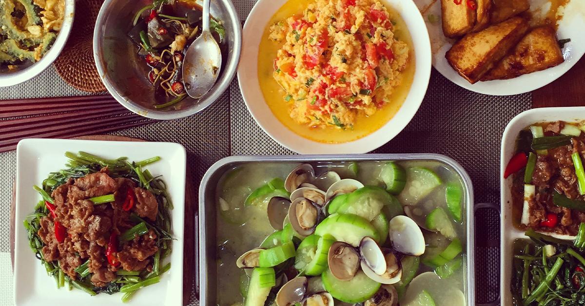 食譜書裡的每一道菜,圖片、步驟都會全部重製、調整