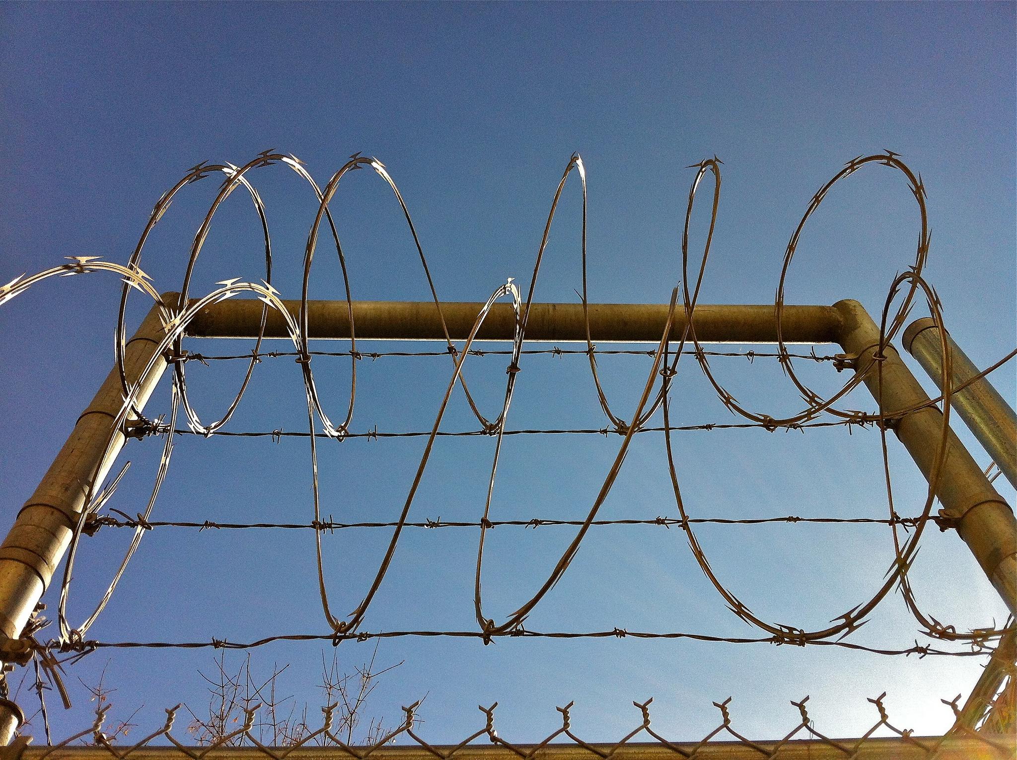 在「黑監獄」裡渴望一縷溫暖的民主陽光