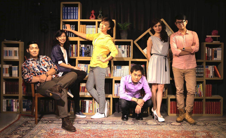 連結閱讀、歌曲與人生──專訪音樂劇《不讀書俱樂部》製作張芯慈及導演陳大任
