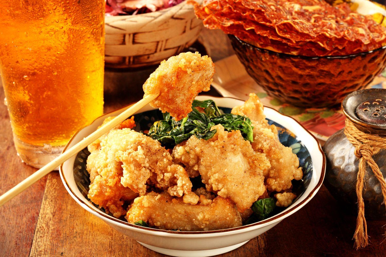 你買的是雞排的口味、口感、還是健康?──記竹編小畚箕