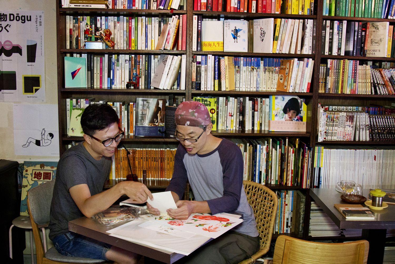 把小事想到最極端就會出人意料──與圖文創作者川貝母對談(一)