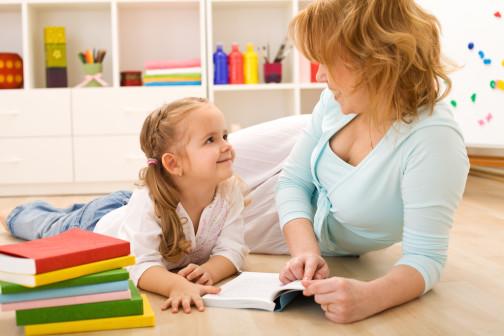 孩子喜歡家長與他共處的時光