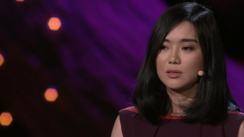 李晛瑞TED演講