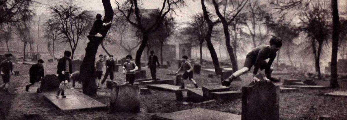 萬聖節特別企劃:去看西方文人的墓仔埔!