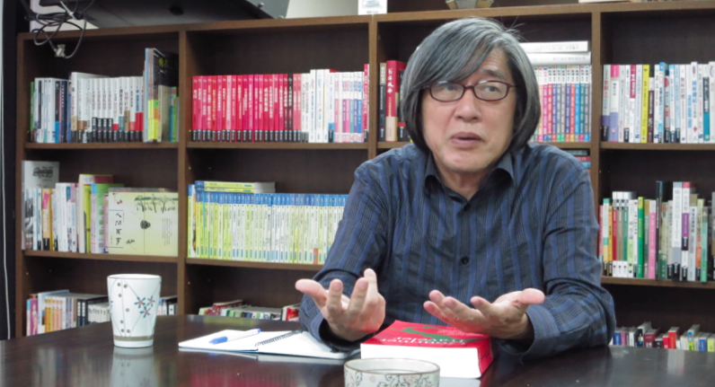 詹宏志談《旅行與讀書》