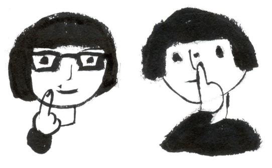在限制下還是能有自我觀點!──與插畫家王春子對談(二)