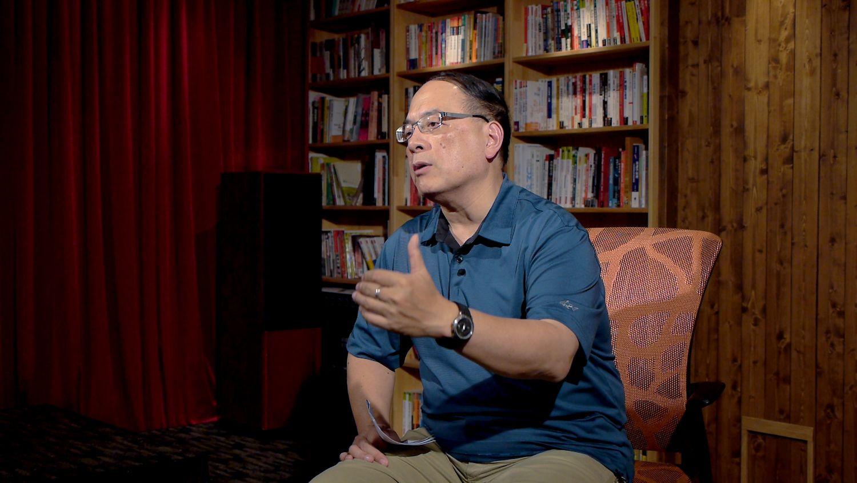藍祖蔚:「勤寫影評,為台灣觀點留下聲音,是最幸福的事。」