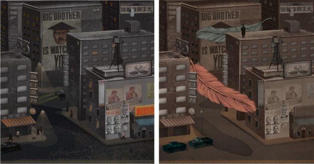 從重考生變成插畫家──與插畫家鄒駿升對談(一)