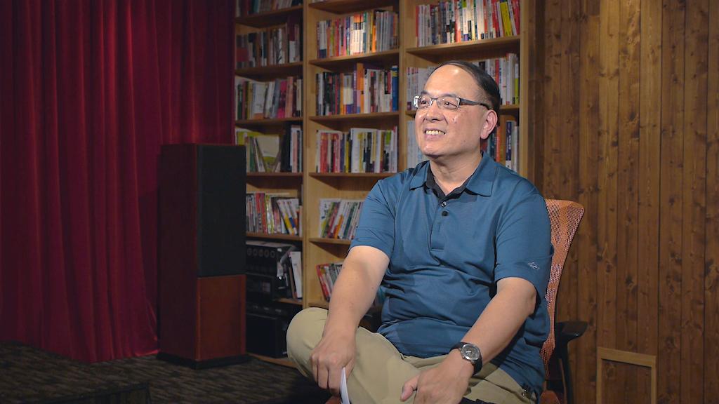 藍祖蔚:「我想在簡體中文資訊充斥的環境裡,留下具有臺灣觀點的電影評論。」