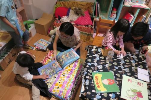故事……本來就是這樣發生的啊!訪澳門井井三一兒童繪本書屋