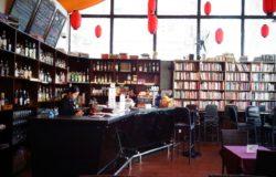 繁華背後泰然轉身──北京老書蟲咖啡店