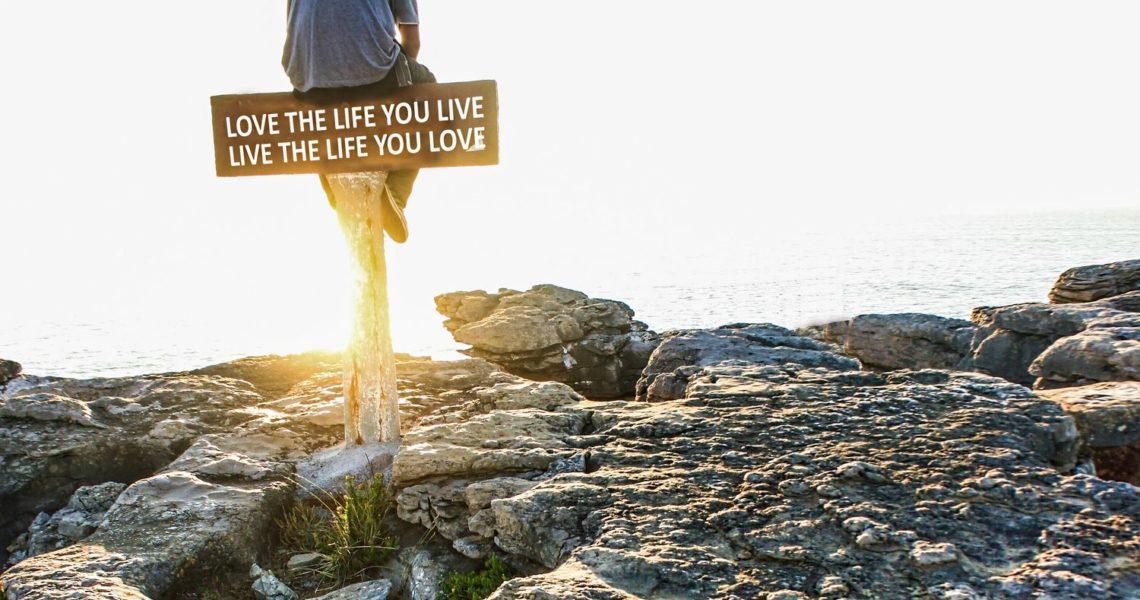 為生命的意義苦惱嗎?或許是因為你搞混了自我期許和生命意義