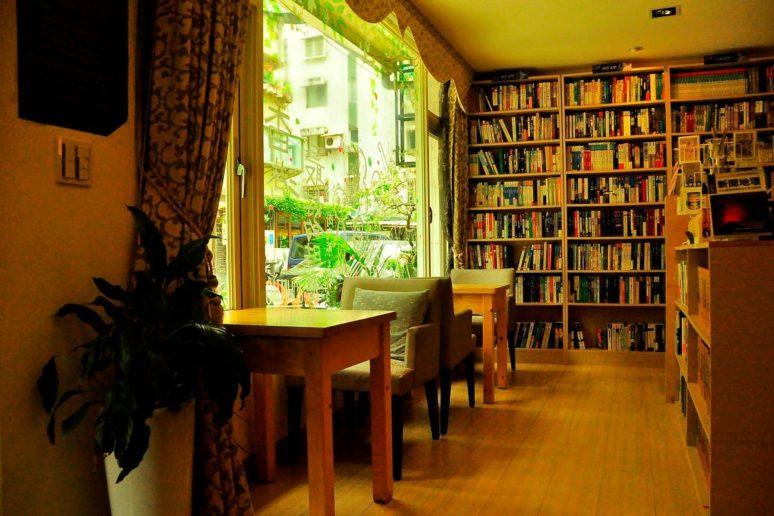 【獨立書店與街區風貌】90% 的書店──永樂座書店