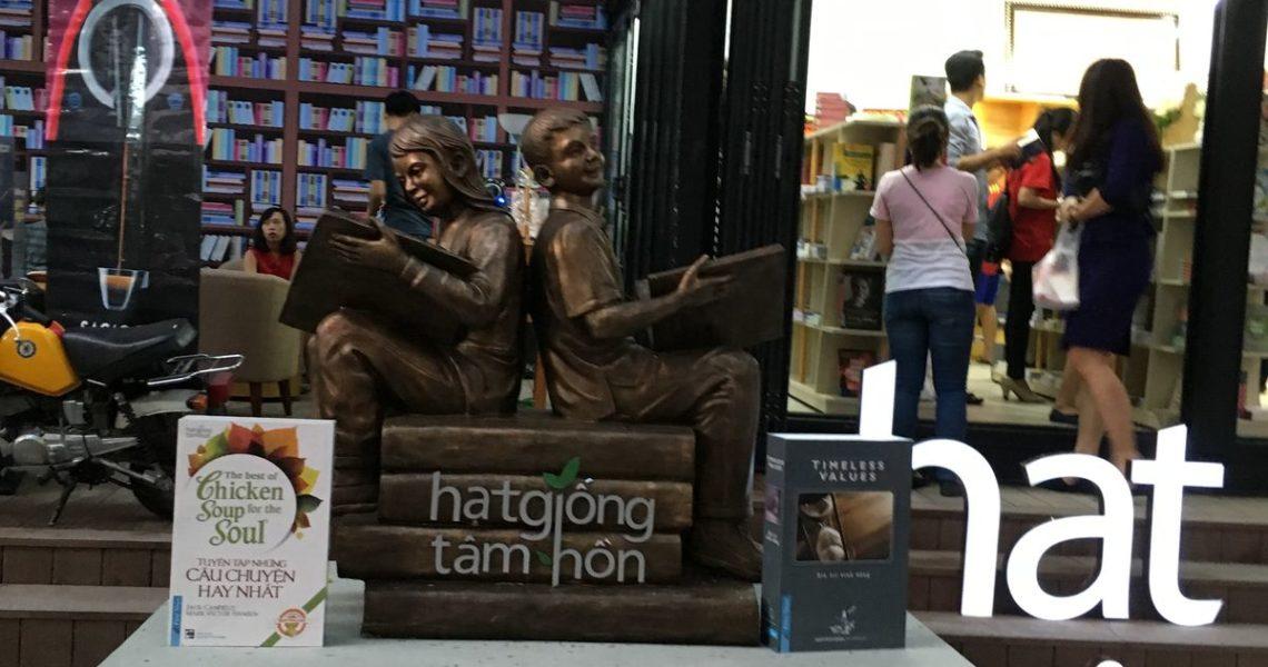 【讀者舉手】在越南遇到瓊瑤和《金瓶梅》──胡志明市的書街