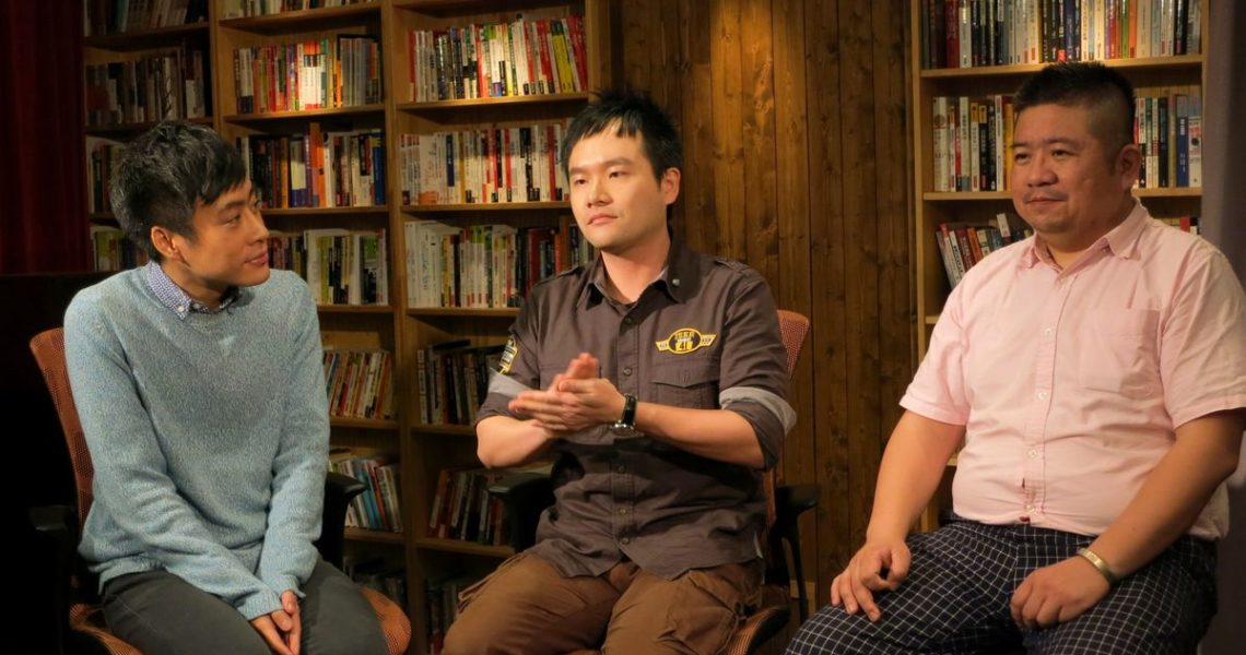 讓世界好看一點──專訪《外邊世界》伊格言、張耀升、陳栢青