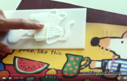 The Tactile Picture Books Project