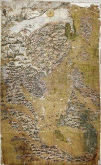【GENE思書軒】出處成謎的古地圖,揭開史所未載的遠洋貿易航道!