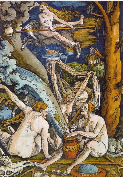 【故事‧說書】絕望時代下誕生的女人──讀《女巫》