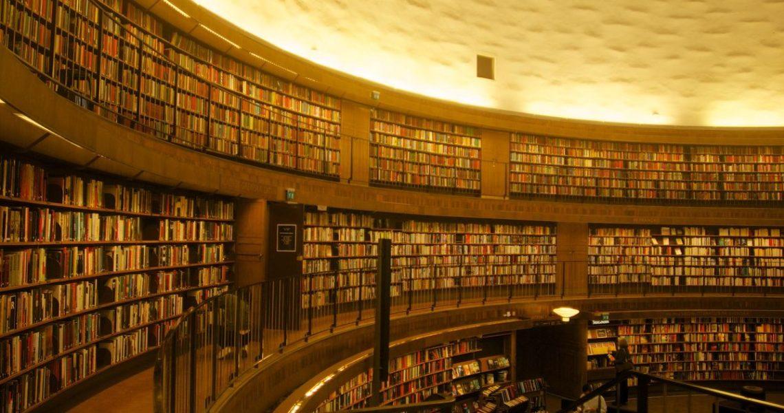 圖書館不死,只是變形──但會變成哪一形?