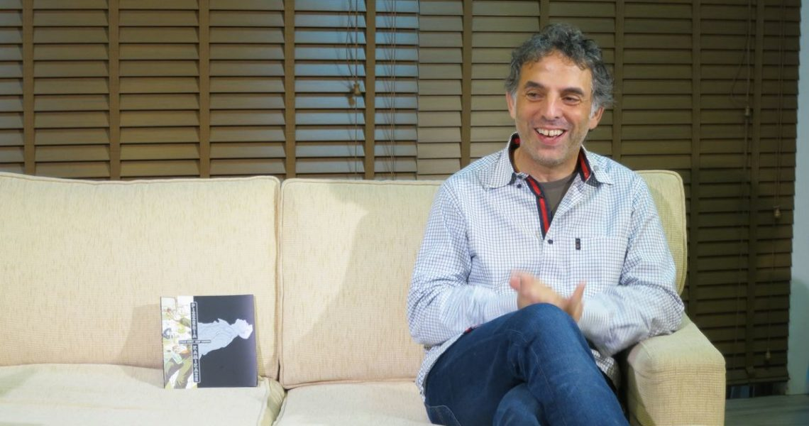 【影音專訪】艾加‧凱磊:「好故事會比寫它的人更聰明」