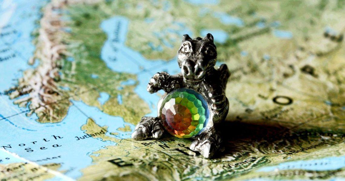 【故事‧說書】凝視現實與想像交織的世界──《地圖的歷史:從石刻地圖到Google Maps,重新看待世界的方式》
