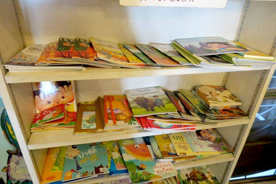 【讀者舉手】閱讀清邁獨立書店,生命裡一片書籤