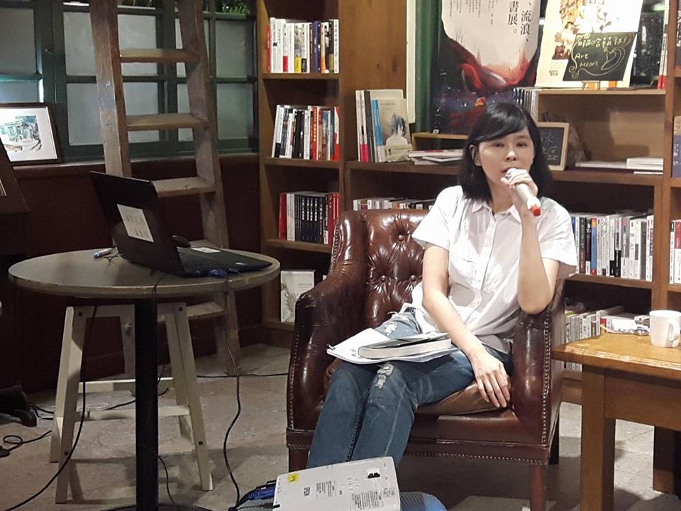 原來有種音樂,是打動人心的寂寞 閱樂書店X馬欣