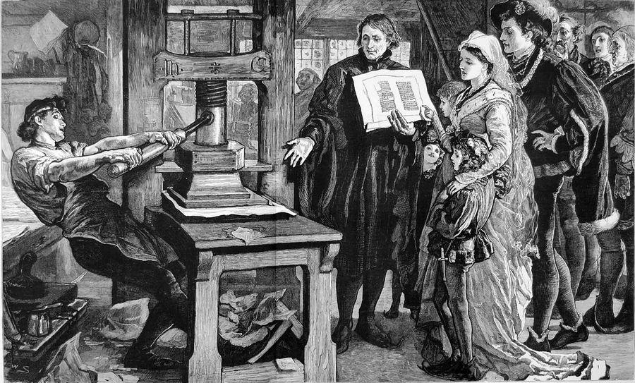 【故事‧說書】書本的故事,就是愈來愈多人能參與閱讀與書寫的故事:《書的演化史》