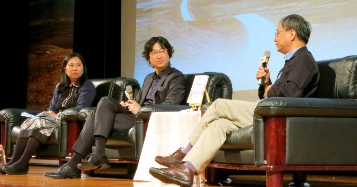 東山彰良:「寫小說與才能無關,開始寫,把它寫完,那就對了。」