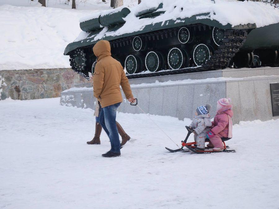 【裴凡強的人我生活】戰鬥民族:「天氣這麼冷,當然要出去玩啊不然要幹嘛?!」