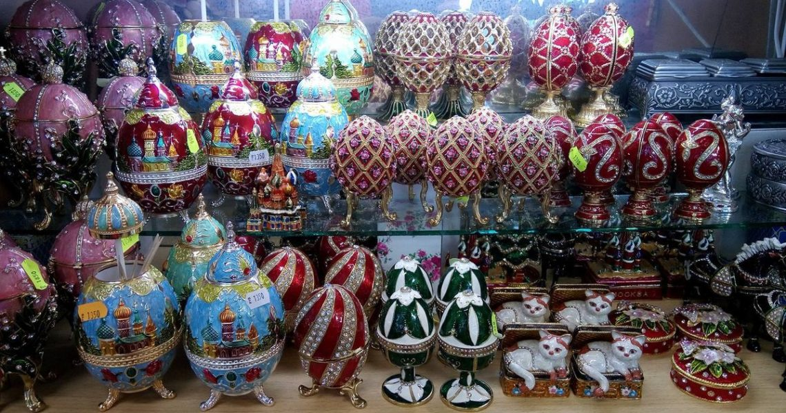 【裴凡強的人我生活】除了俄羅斯套娃和伏特加,你不知道的戰鬥民族紀念品!