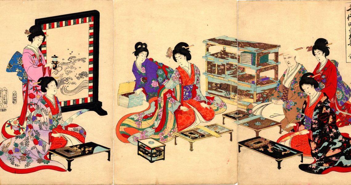 【故事‧說書】大奧裡的女性,可不是成天只忙著宮鬥而已!