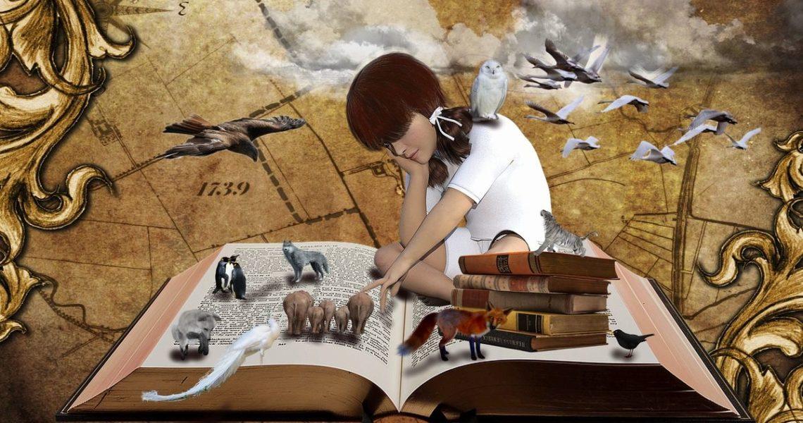 六千冊經典兒童文學免費上網!
