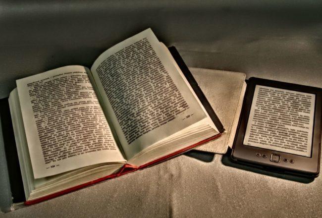 電子壓境或紙本復興?──美國2016年的閱讀調查