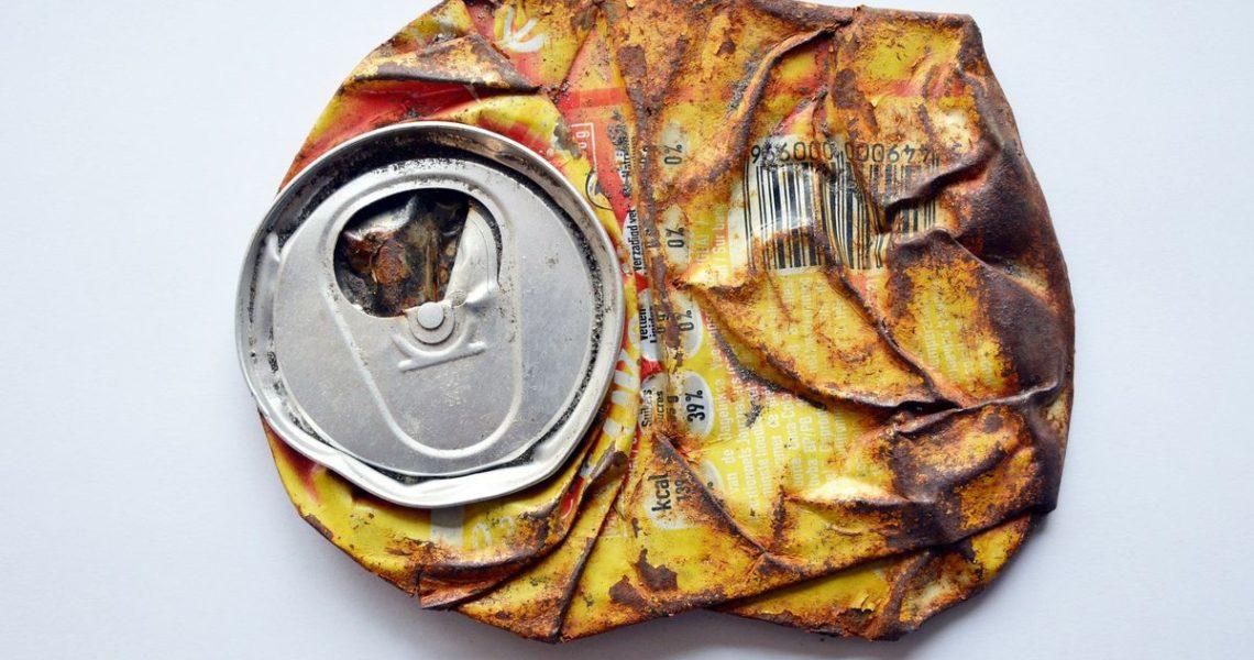 【GENE思書軒】汽水會讓鋁罐爆炸,威力僅次Note 7!?──鏽蝕與防鏽的無盡戰爭