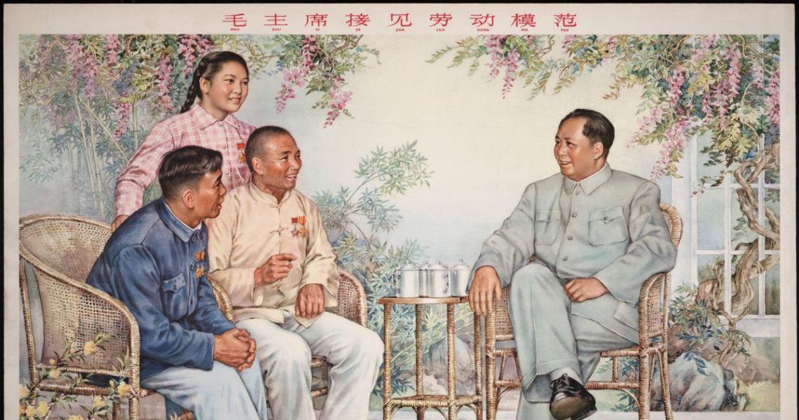 【果子離群索書】一輪紅日燃燒著整個中國──讀《毛時代的愛情》
