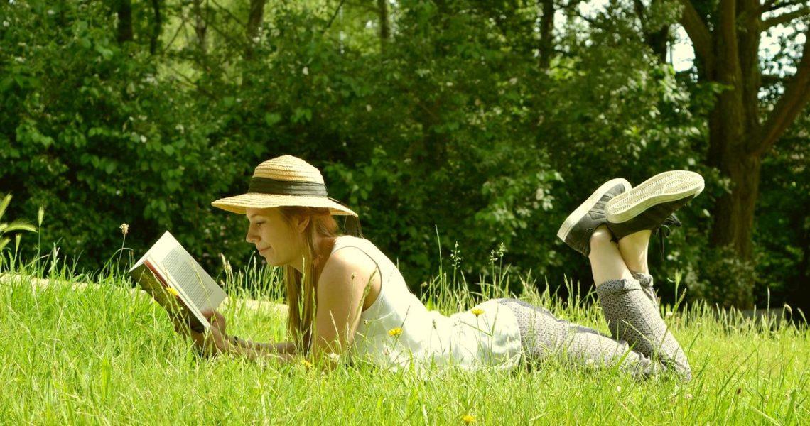 最讓人放鬆的方法──開始閱讀六分鐘,減輕68%的壓力!