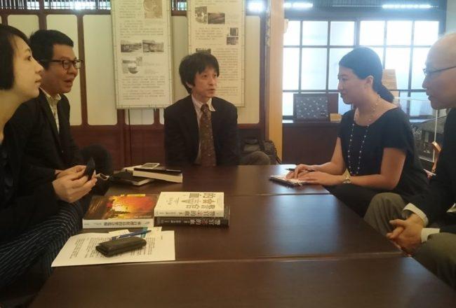 「我想寫出第一線打拼,真實和人民互動的警察」──專訪日本直木賞、日本推理大賞得主佐