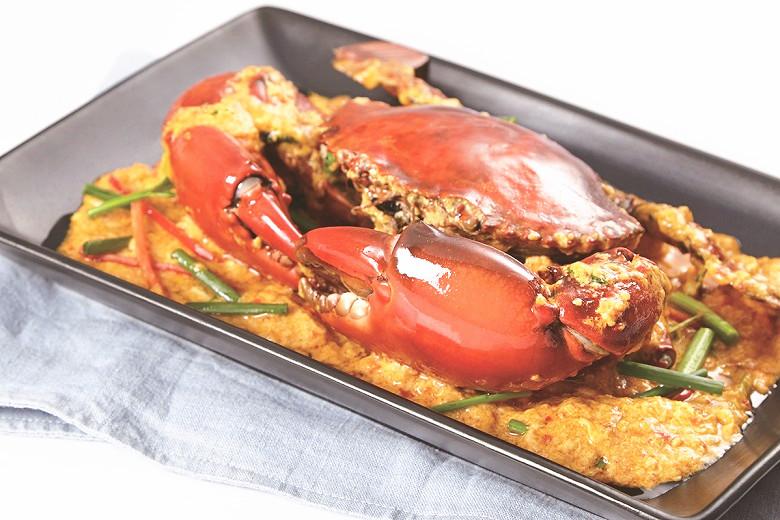 曼谷自助必吃Savoey Seafood:這家咖哩螃蟹老字號,擄獲饕客嚐「鮮」的心!