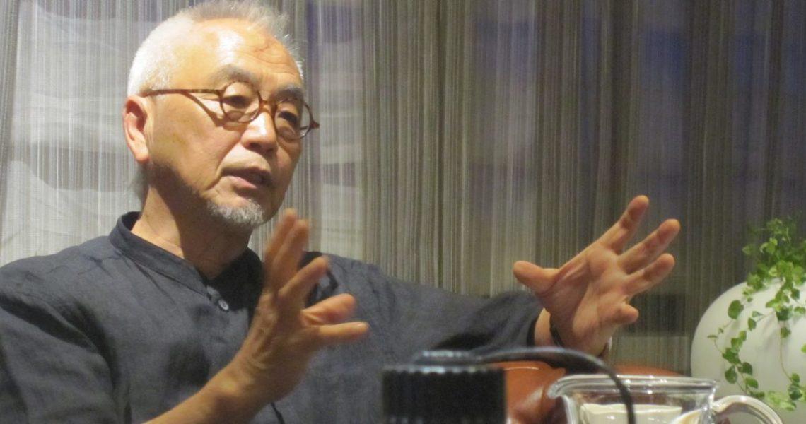 人生連戰連敗,才能找回真實的自己──專訪《東京漂流》作家藤原新也