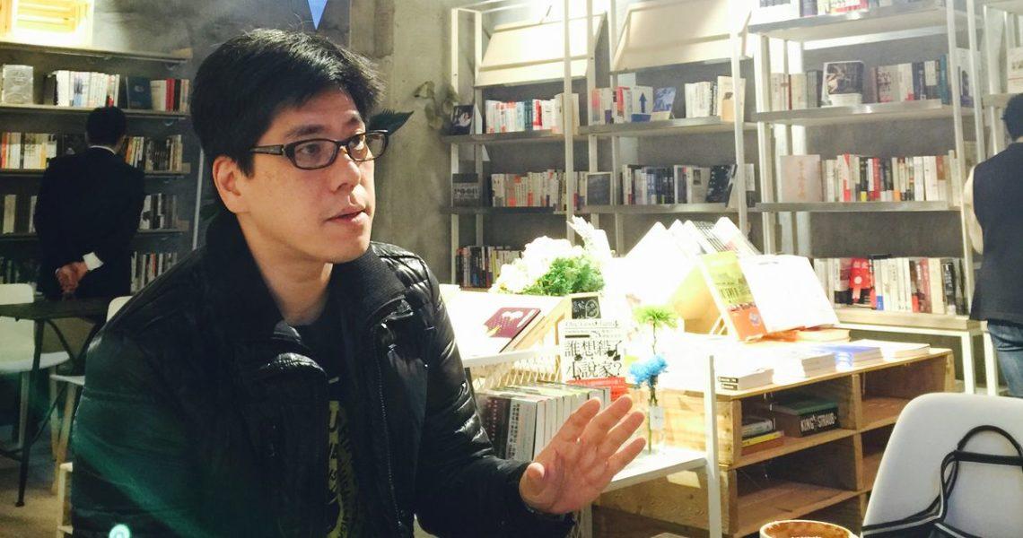 【評書青鳥】藝術家是有冒險性的,但是開唱片公司就不一定了──專訪馬世芳(上)